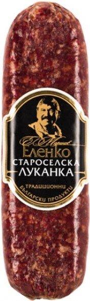 Староселска луканка Еленко 180 г