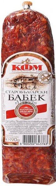 Старобългарски бабек КФМ 170 г