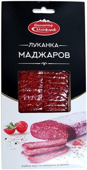 Луканка Ф70 Маджаров слайс 80 г