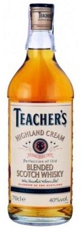 Уиски Teacher's 0,7л