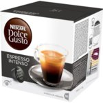 NESCAFE Dolce Gusto Espresso Intenso кафе капсули, 16 напитки