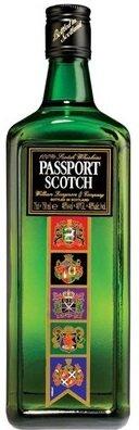 Уиски Passport 0,7л