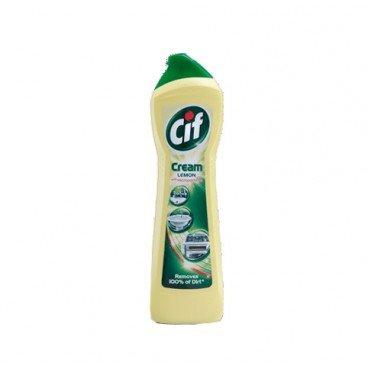 Почистващ препарат CIF cream лимон 700мл