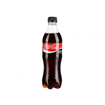Coca cola zero 0,5л