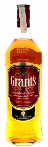 Уиски Grant's 0,7л