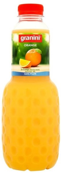 Сок Granini портокал 1л