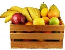 10 кг Касетка с плодове  Касетката не е включена в цената