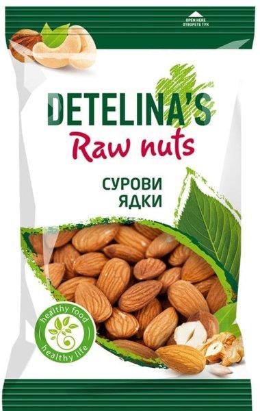Сурови бадеми Детелина 80гр