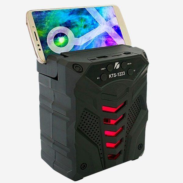 Bluetooth тонколона KTS с вградена батерия