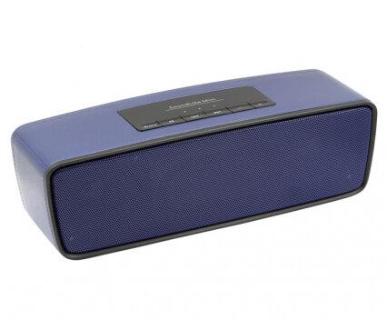 Bluetooth колонка S2025 Синя