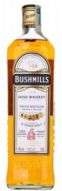 Ирландско уиски Bushmills 0,7л
