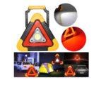 Акумулаторен авариен LED триъгълник – 3 в 1