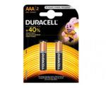 Алкални батерии Duracell Basic AAA 2 бр