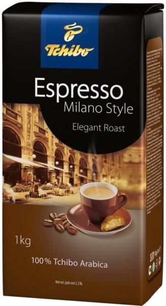Кафе на зърна Tchibo Espresso Milano Style 1кг