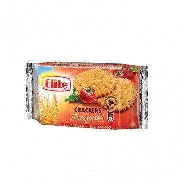 Крекери Elite с домати и босилек 105гр