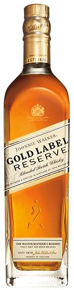 Уиски Johnnie Walker gold label reserve 0,7л
