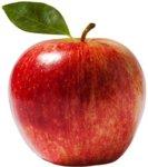 Ябълки шарени  1 кг