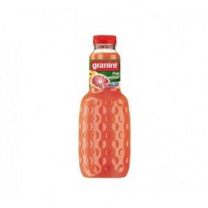 Сок Granini розов грейпфрут 1л