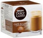 Nescafe Dolce Gusto Cafe Au Lait кафе капсули, 16 напитки