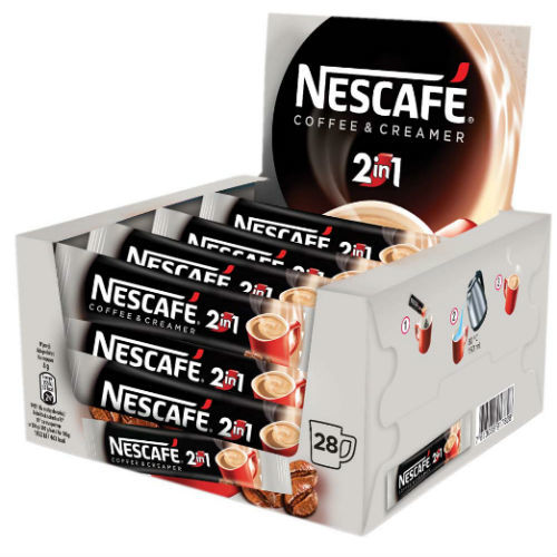 NESCAFE 2В1 28X8ГР