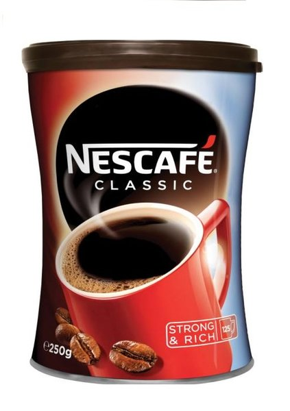 РАЗТВОРИМО КАФЕ NESCAFE CLASSIC 250ГР