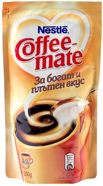 Продукт за кафе Coffee Mate Nestle 200гр