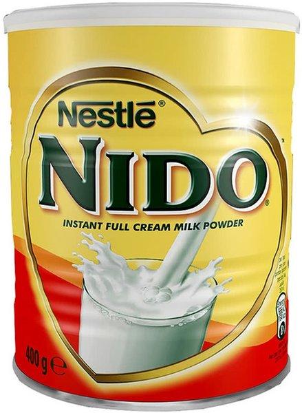 Сухо мляко Nido Nestle 400гр