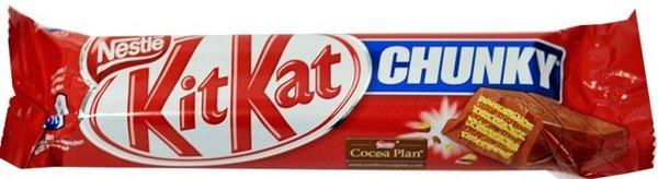 Шоколадов десерт KIT KAT Chunky млечен 40гр