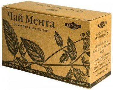 Билков чай Мента Алин 20гр