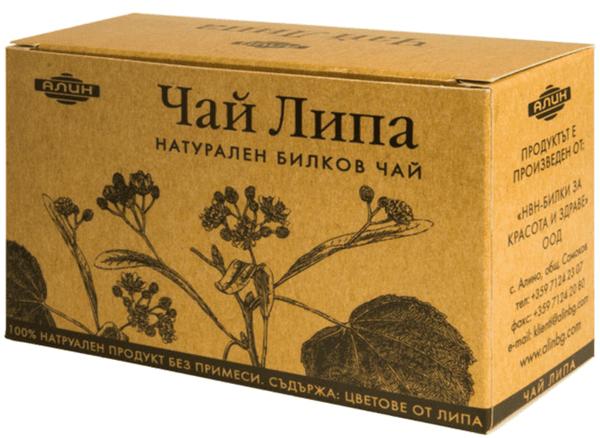 Билков чай Липа Алин 20гр