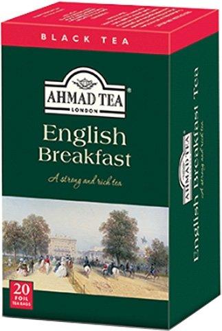 Черен чай Английска закуска Ahmad Tea English Breakfast 10бр х 2гр