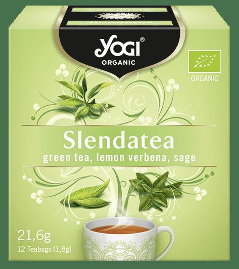 Био чай Добра фома Yogi Organic 12 пакетчета