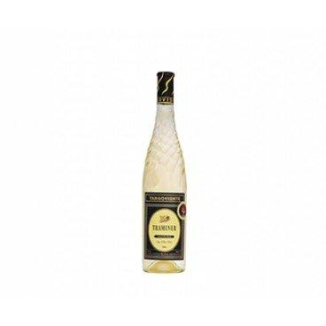 Бяло вино търговище траминер 0,75л