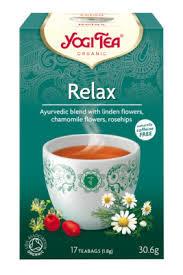 Био чай За спокойствие Yogi Tea 17 пак.