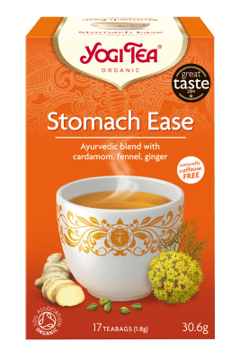 Био чай за по-добро храносмилане Yogi Tea 17 пак.