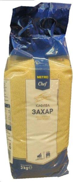 Кафява захар 3 кг