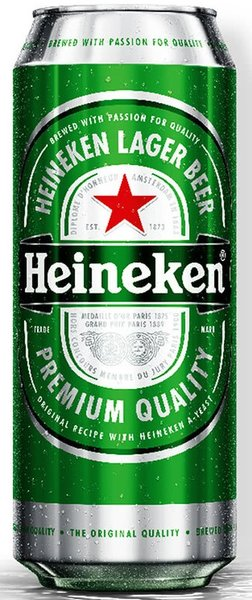 Бира Heineken 500мл кен
