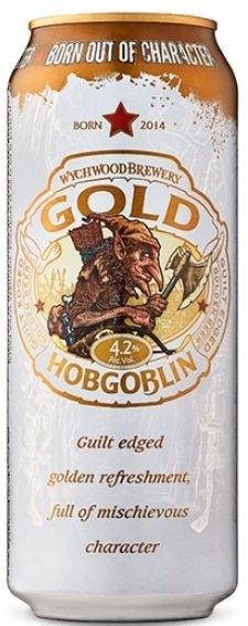 Бира Hobgoblin Gold 500мл кен
