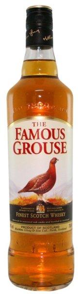 Уиски Famous Grouse 0,7л