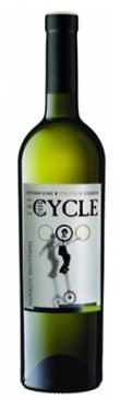 Бяло вино совиньон блан,семийон и вионие Tricycle 0,75л