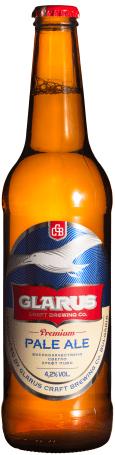 Бира Glarus Premium Pale Ale 4.2% 500мл