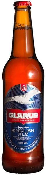 Бира Glarus Special English Ale 4.8% 500мл