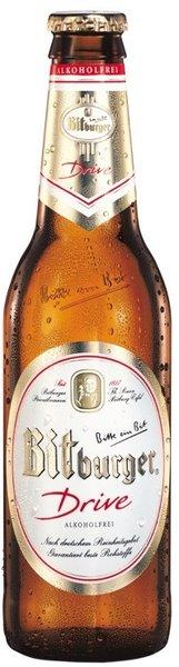 Безалкохолна бира BitBurger Drive 330мл