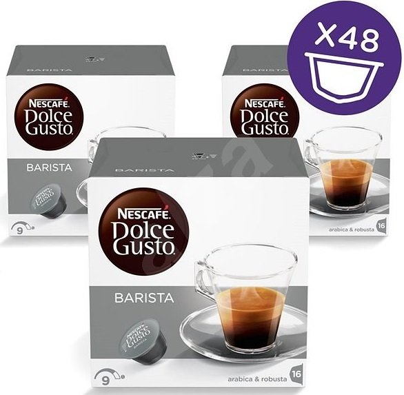Пакет: 3 кутии Dolce Gusto Barista