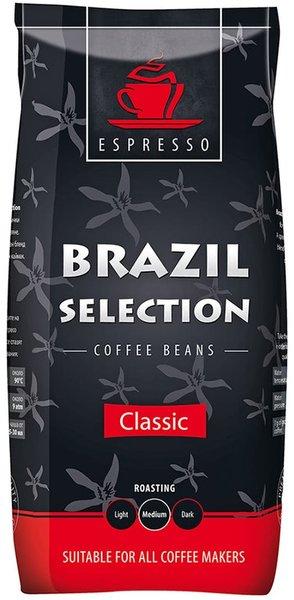 Кафе на зърна Brazil Classic 1кг