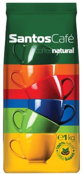 Кафе на зърна Santos Cafe 1кг