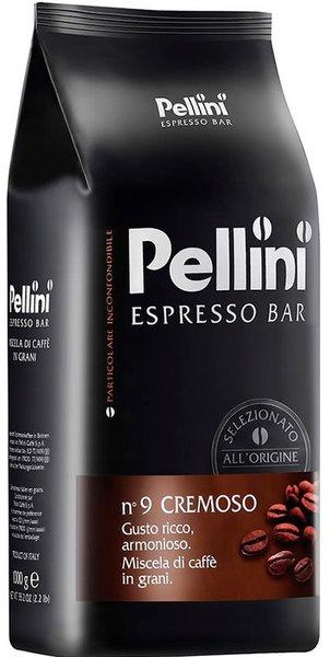 Кафе на зърна Pellini Cremoso №9 1кг