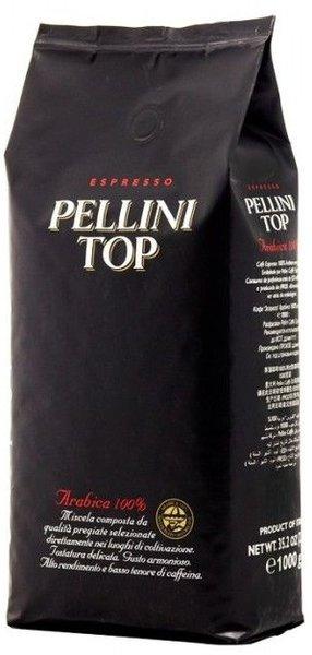 Кафе на зърна Pellini Top 100% Арабика 1кг