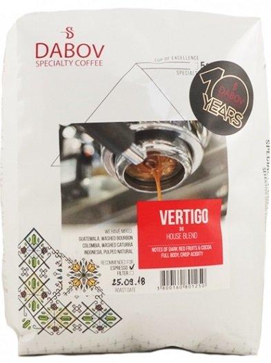 Кафе на зърна Dabov Vertigo 1кг