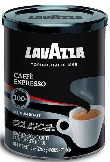 Мляно кафе LavAzza Caffe Espresso 250гр - кутия